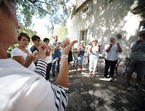 Rallye des Baux de Provence : l'intuition au programme !