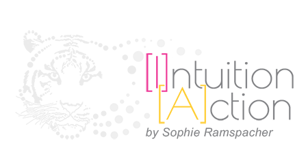 Intuition Action by Sophie Ramspacher Logo