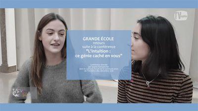 Les étudiants de l'ISCOM Lille s'expriment