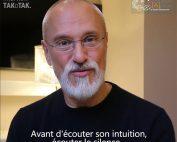 Thierry Janssen répond à l'interview TAKoTAK sur l'intuition
